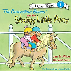 The Berenstain Bears and the Shaggy Little Pony Audiobook
