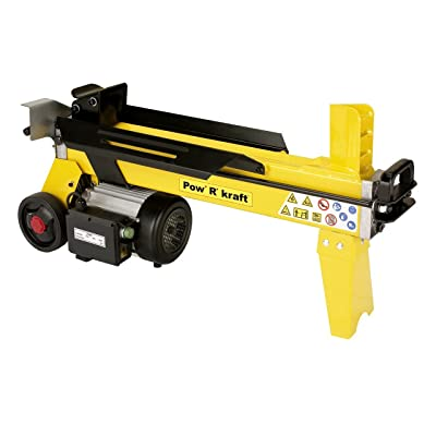 <strong>Pow' R' Kraft 65556 4-Ton 15 Amp Electric Log Splitter</strong> Review