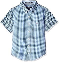Gant Boys' Shirt (GBSFF0021_Blue_S)
