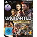 Uncharted Trilogy Edition (Uncharted: Drake's Schicksal + Uncharted 2: Among Thieves + Uncharted 3: Drake's Deception)