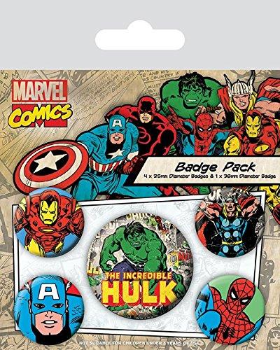 marvel-comics-spilla-pin-badges-5-pack-hulk-pyramid-international