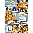Garfield - Alle Garfield-Filme und Cartoons (Garfield-Der Film / Garfield 2 / Garfield-Fett im Leben / Garfield-Fette Ferien / Garfield-Wie er leibt und lebt / Garfield und seine Freunde) [8 DVDs]