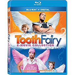 Tooth Fairy (2 Movie Collection) [Blu-ray]