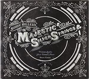 Majestic Silver Strings