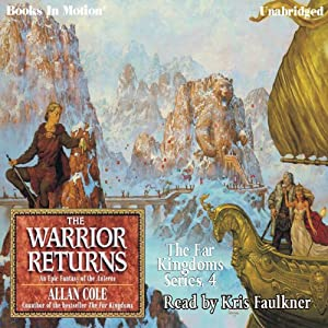 The Warrior Returns Audiobook