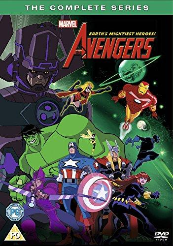 Avengers: Earth's Mighties Heroes Vol. 1-8 [DVD] [2010]