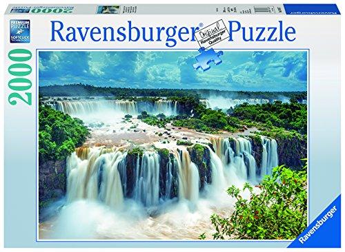 Ravensburger Puzzle 16607 - Wasserfälle von