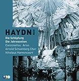 Haydn Edition Volume 6 - Die Schöpfung, Die Jahreszeiten, Canzonettas, Arias