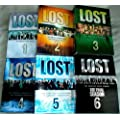 Lost - THE Complete Series - Seasons 1-6 on Dvd.