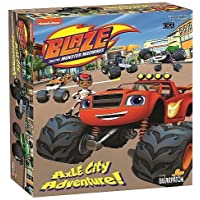 Blaze & The Monster Machines Axle City Adventure Game