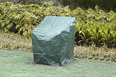 Schutzhülle für Stapelstühle, ca. 80 x 90 x 80/110 cm Green Yard von Green Yard bei Gartenmöbel von Du und Dein Garten