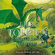 Farmer Giles of Ham Audiobook by J.R.R. Tolkien Narrated by Derek Jacobi