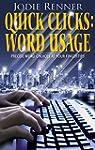 Quick Clicks: Word Usage: Precise Wor...