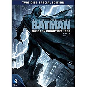 Batman The Dark Knight Returns Part 1 Two-disc Special Edition at Gotham City Store
