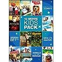 10-Movie Kids Pack (2 Discos) (Full) (2PK Slip) [DVD]