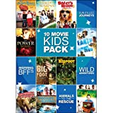 Cover art for  10-Movie Kids Pack
