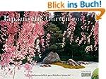Japanische G�rten - Kalender 2016