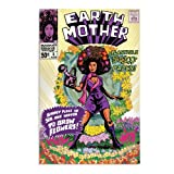 Indoor Gardening Plantable Seed Paper Comic Book, Mother Earth