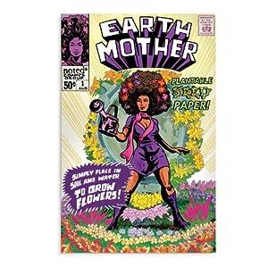 Indoor gardening plantable seed paper comic book mother for Indoor gardening amazon