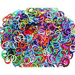 [Best price] Arts & Crafts - Gilbin Girls Refill Bands & Clips - toys-games