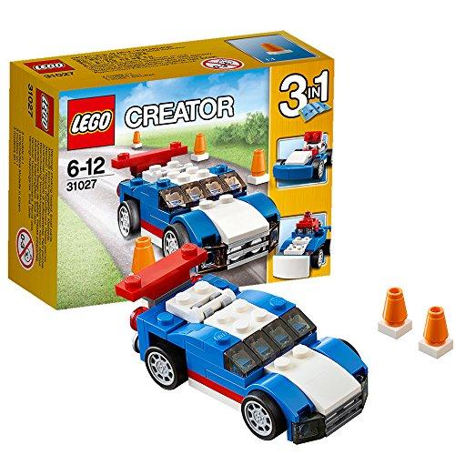 Lego creator : blue racer (31027) - 1