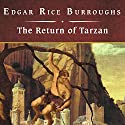The Return of Tarzan Audiobook by Edgar Rice Burroughs Narrated by Shelly Frasier