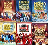 The Complete High School Musical 1 -3 DVD Collection- Encore Edition / High School Musical - Remix Edition /High School Musical 2 - Extended Edition / High School Musical 2 - Dance Edition / High School Musical 3 - Senior Year / High School Musical - The