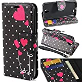 ZTE Grand X 3 Case, ZTE Grand X 3 Wallet Case, SOGA® [Pocketbook Series] PU Leather Magnetic Flip Design Wallet...