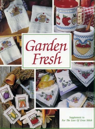 Garden Fresh Cross Stitch Projects front-903127