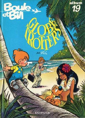 Boule et Bill, tome 19 : Globe-Trotters