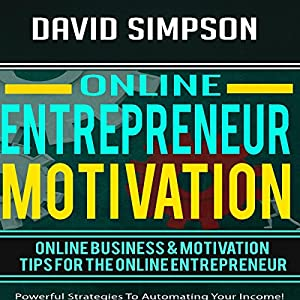 Online Entrepreneur Motivation Audiobook