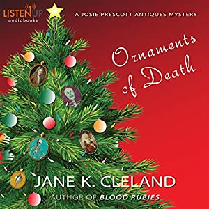 Ornaments of Death: A Josie Prescott Antiques Mystery Hörbuch