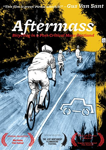 Aftermass: Bicycling In A Post-critical Mass Portland [Edizione: Regno Unito]