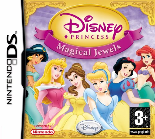 Disney Princess: Magical Jewels (Nintendo DS)