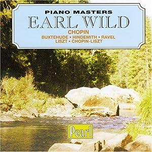 Earl Wind:Pno Masters