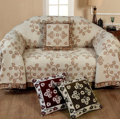 chenille-floral-throw-3-seater-wine-sofa-settee-chair-throw-decorative-chic-soft-stylish
