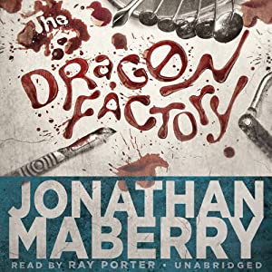 The Dragon Factory Audiobook