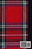 Tartan Journal: Scottish / Scotland Gifts / Gift / Presents ( Large Notebook with Red Tartan Design ) (World Cultures)