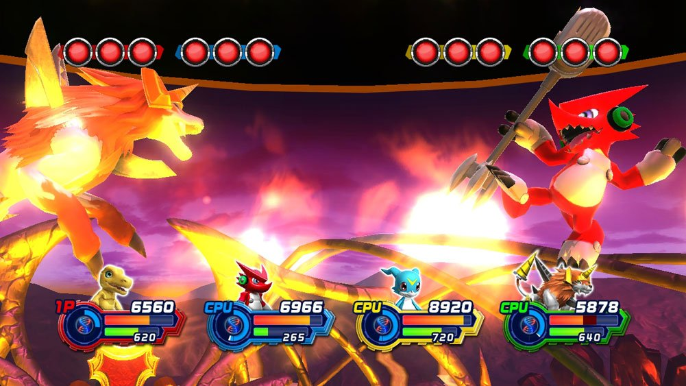 Digimon All Star Rumble Multilenguaje ESPAÑOL XBOX 360 (Region NTSC-U) (PROTOCOL) 2