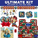 Jake and the Neverland Pirates Ultimate Kit (Serves 8)