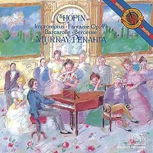 Chopin: Impromptus/Fantaisie Impromptu/Barcarolle/Berceuse