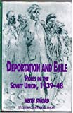 img - for Deportation and Exile: Poles in the Soviet Union, 1939-48 (Studies in Russia and East Europe) book / textbook / text book