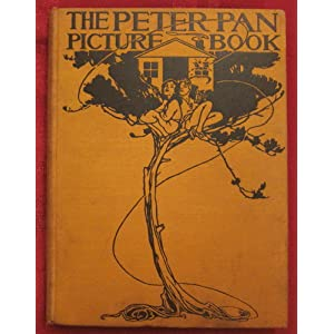 The Story of Peter Pan cover