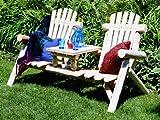 $:Sale Lakeland Mills CFU129 Cedar Log Tete-A-Tete Natural review