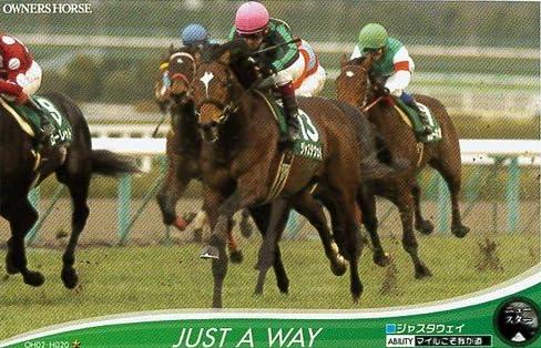 オーナーズホース/OWNERS HORSE【ジャスタウェイ】OH02-H020