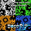 Hydrographics Film Kit - Hydro Dipping - Deco Dip Kit - Grunge skulls FOUR - RC-1041 - Water Transfer Printing