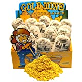 Gold Mine Bubble Gum Nuggets - 2 oz (24 pack)