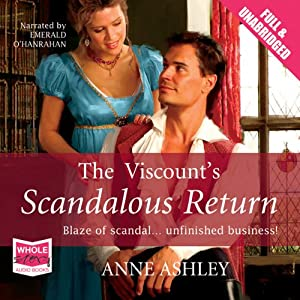 The Viscount's Scandalous Return | [Anne Ashley]