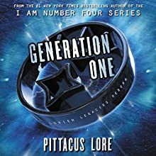 Generation One | Livre audio Auteur(s) : Pittacus Lore Narrateur(s) : P. J. Ochlan