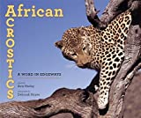 img - for African Acrostics: A Word in Edgeways   [AFRICAN ACROSTICS] [Hardcover] book / textbook / text book